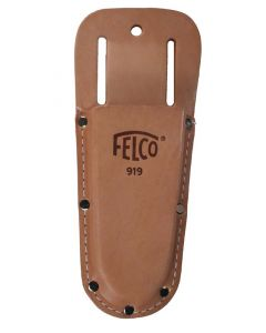 Felco 919 Leather Holster W- Belt loop