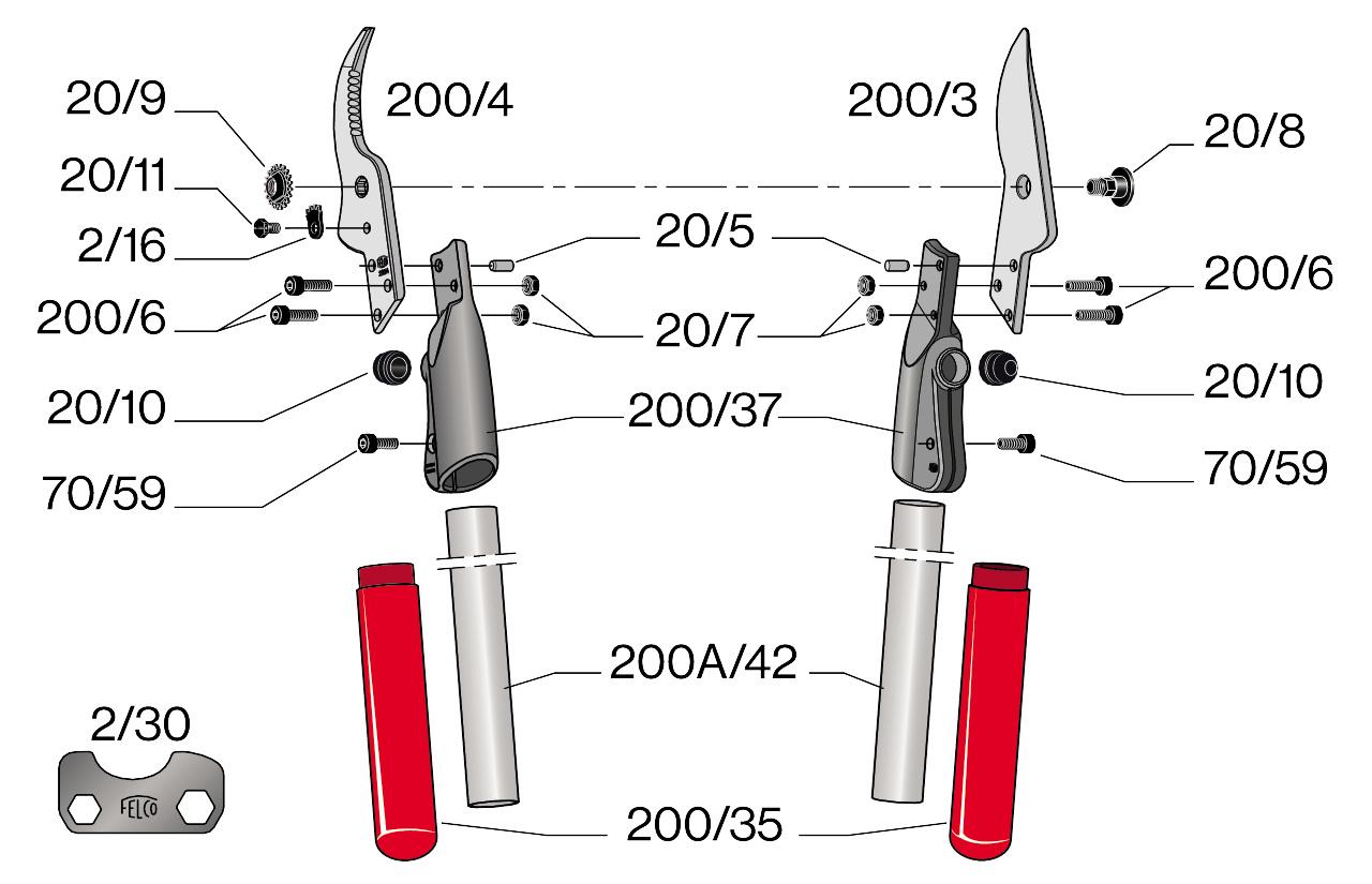 Felco200A-60