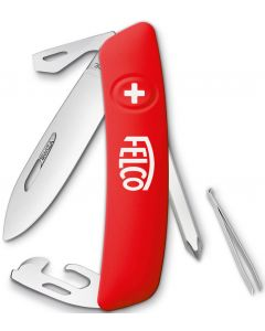 FELCO 504 Swiss knife 9 functions with screwdriver