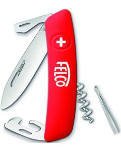 FELCO 503 Swiss knife 9 functions with corkscrew
