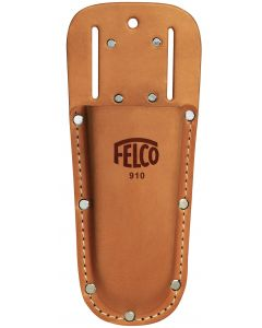 Felco 910 Leather Holster W-Belt loop & Clip